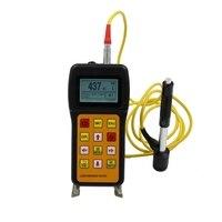 Portable Rebound Leeb Hardness Tester Metal Alloy Hardness Tester Hardness Measuring HRC HL HB HV HS HRB LCD Durometer Data Hold