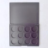 310 stks lege palet zonder pannen Magnetische Lege oogschaduw Palet Verwisselbare fit 26mm Pan Maat