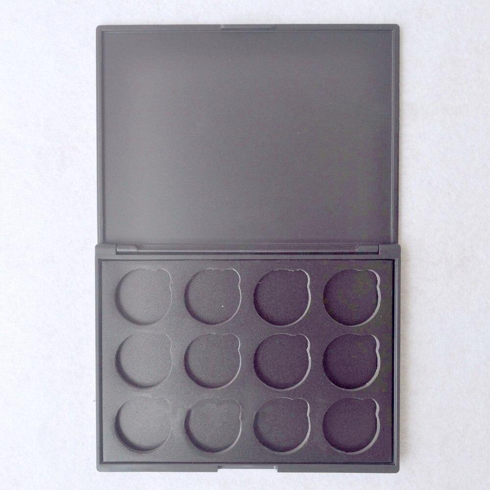 310pcs empty palette without pans Magnetic Empty Eye shadow Palette Interchangeable fit 26mm Pan Size empty death
