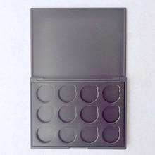 310pcs empty palette without pans Magnetic Empty Eye shadow Palette Interchangeable fit 26mm Pan Size