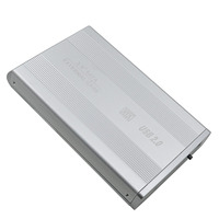 High Quality EU Plug 3 5 USB 2 0 SATA 3 0 HDD Case Box External
