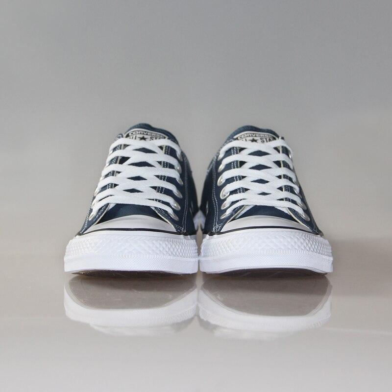 2018 nouveau CONVERSE origina all star chaussures Chuck Taylor uninex classique sneakers homme de femme de Planche À Roulettes Chaussures - 3