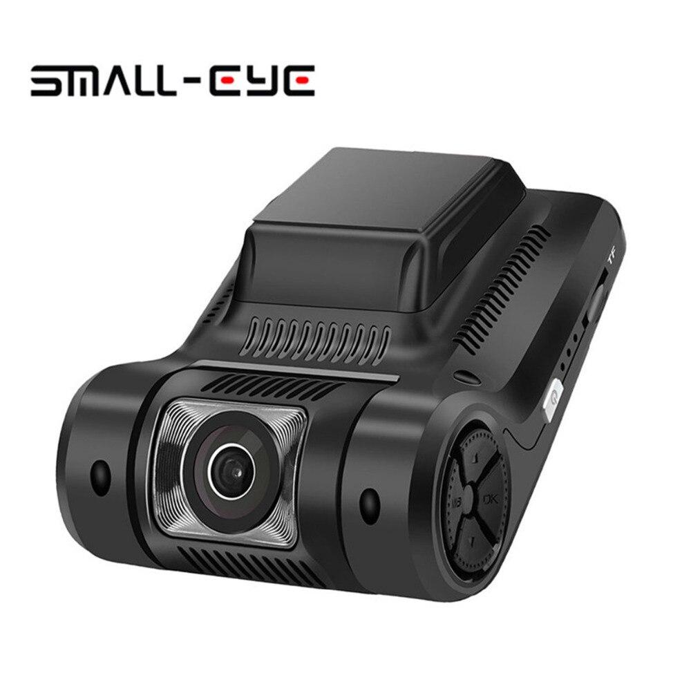 SMALL-EYE Dash Cam Car Dvr Camera ,Full HD1080P Car Recorder registrar with G-Sensor WDR Loop Recording Night Vision plusobd car recorder rearview mirror camera hd dvr for bmw x1 e90 e91 e87 e84 car black box 1080p with g sensor loop recording
