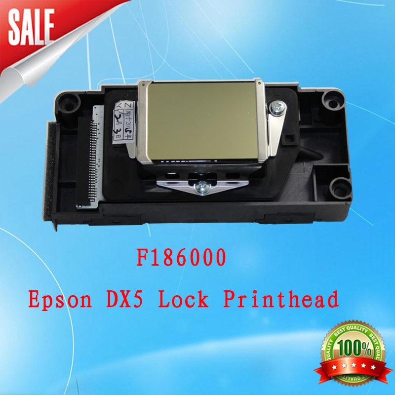 F186000 Eco-solvent Dx5 Printhead (first lock )Original and Epson DX5 eco solvent first locked new version encryption head