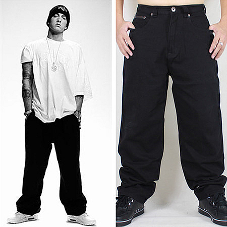 Aliexpress.com : Buy Hip Hop Baggy Jeans 2017 New Arrivals Loose ...