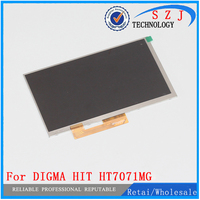 New 7 Inch 30pin For DIGMA HIT HT7071MG Bravis NB75 3G LCD Display Screen Tablet Pcs