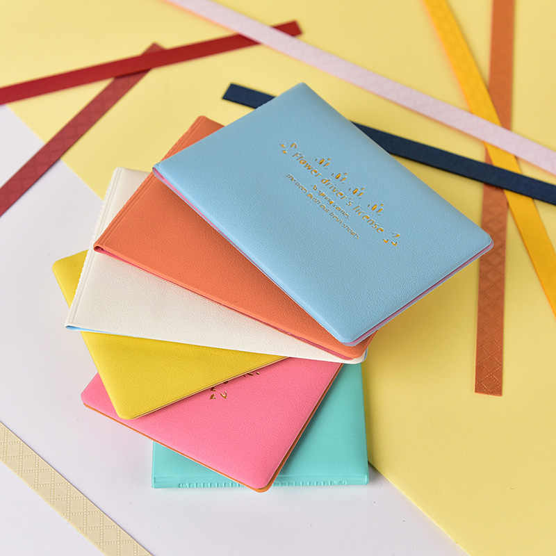 Конфетный держатель для карт кошелек Чехол Авто водительские права сумка из искусственной кожи документы