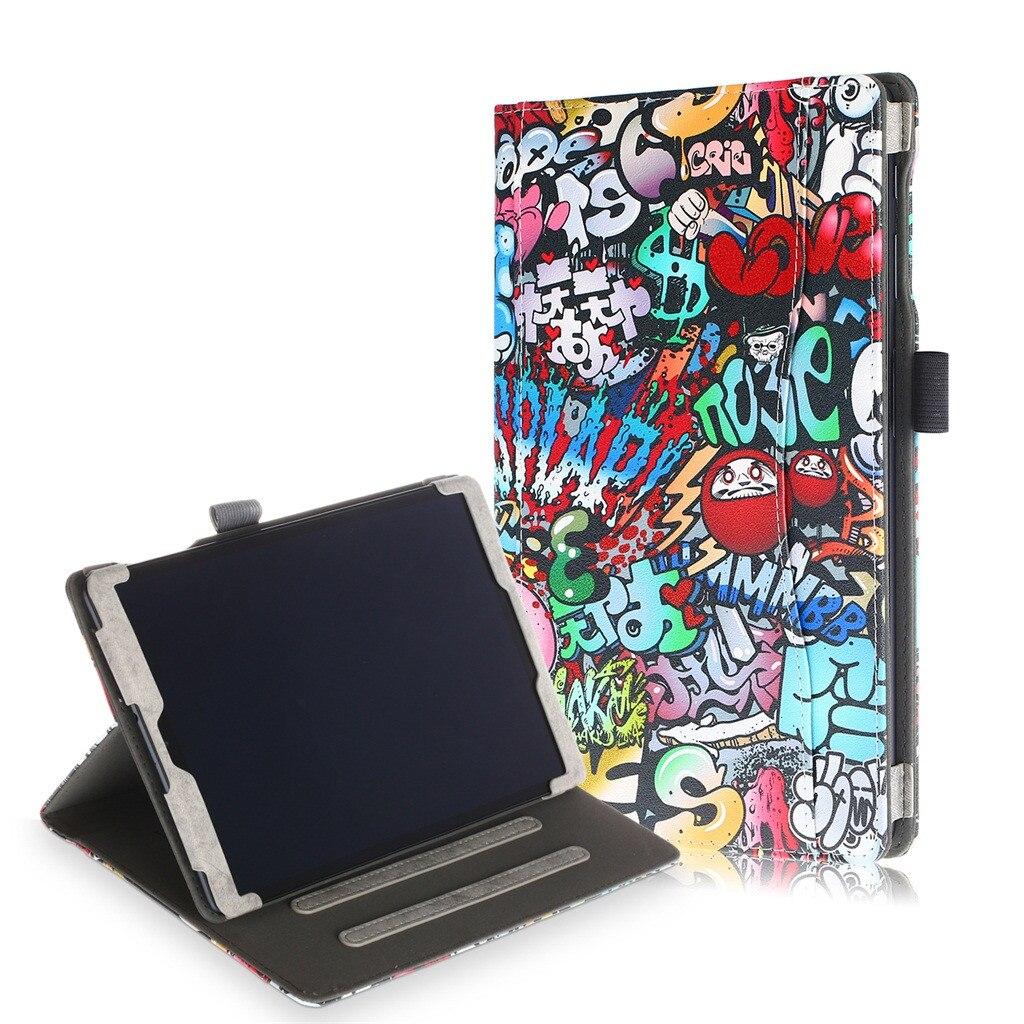 PU Leather Case For Samsung Galaxy Tab A SM-T515/T510 2019 Tablet Case Slim Cover Tablet Case For Samsung Tab A 10.1Inch 2