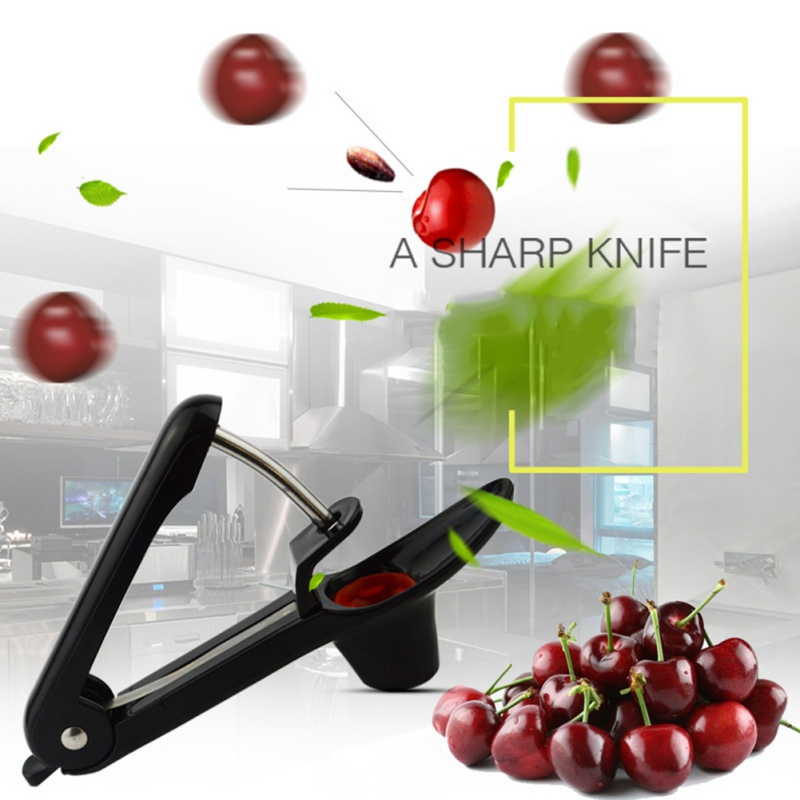 2019 New Stainless Steel kitchen gadgets Cherry Core Unique ...
