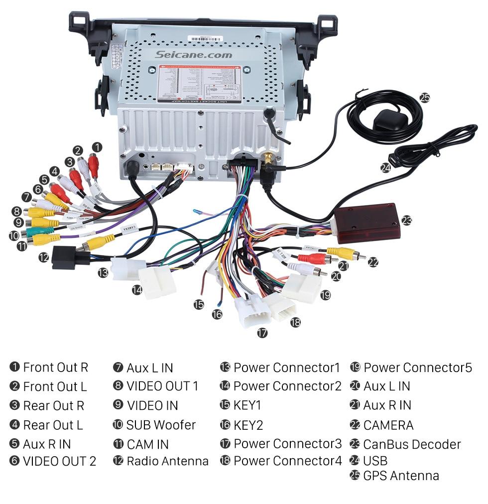 2010 Toyota Rav4 Backup Camera Wiring Diagram Explained 2004 Steering Wheel Control Block And 2009