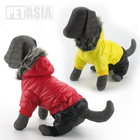 New Winter Pet Dog Clothes For Small Medium Dog Pet Clothing Coat Hoodies Waterproof Super Warm