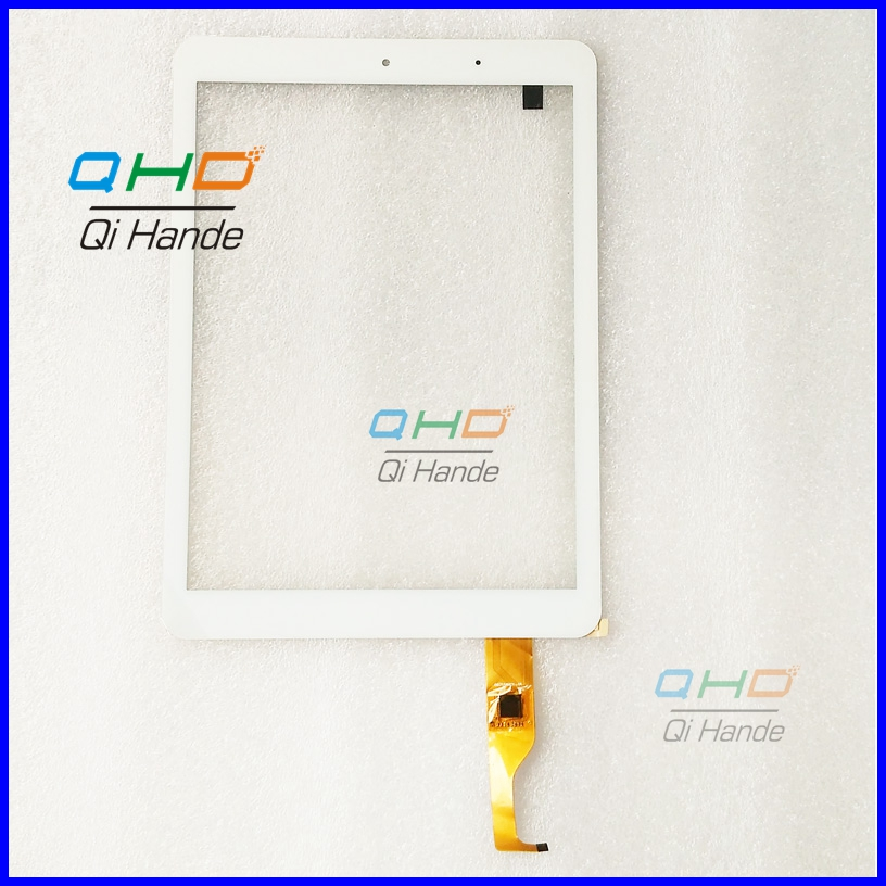 Free shipping 1PCS New 9.7'' inch Tablet PC handwriting screen 097158R01-V1 Touch screen digitizer glass sensor panel Repair free shipping f wgj70515 v1 touchscreen touch screen handwriting external screen