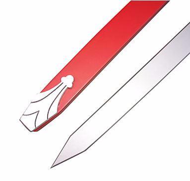 Cosplay Sword Inspired by Sword Art Online Asuna Flash Wood3