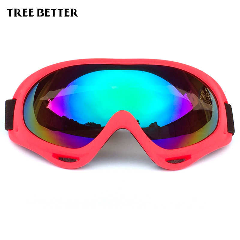 8715a3202b ... NEW Skiing glasses Cross country goggles Anti-UV Outdoor sports  Motorcycle goggles Windproof Breathable Eyeglasses ...