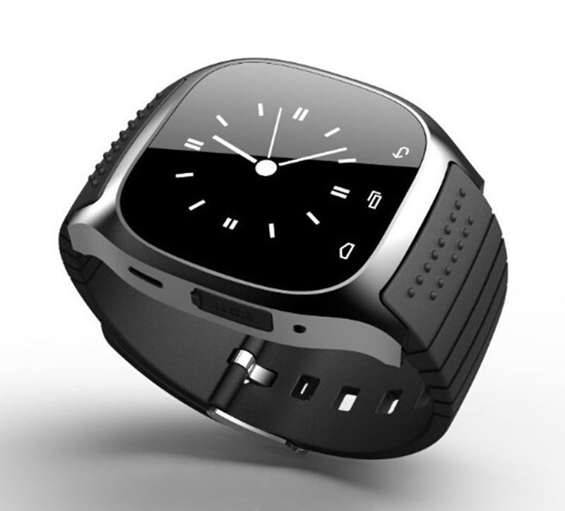 Smartch M26 Smart Watch For Sport Perfect Compatible With Android System Bluetooth 3.0 All Connectable With BT3.0/Plus daily
