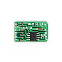 Differential power amplifier board 18W digital class D / class AB audio power amplifier NS4110B voltage 6 ~ 14V Home Automation Modules