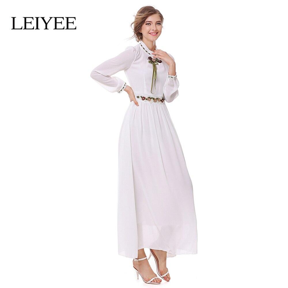 Online Get Cheap White Flowy Dress -Aliexpress.com | Alibaba Group