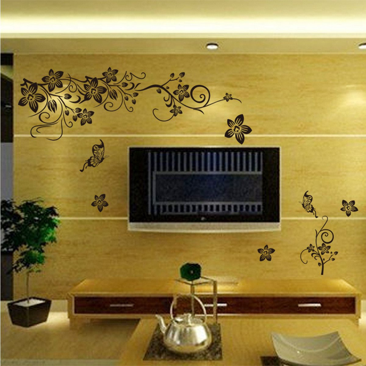 Generous Adhesive Wall Art Ideas - The Wall Art Decorations ...