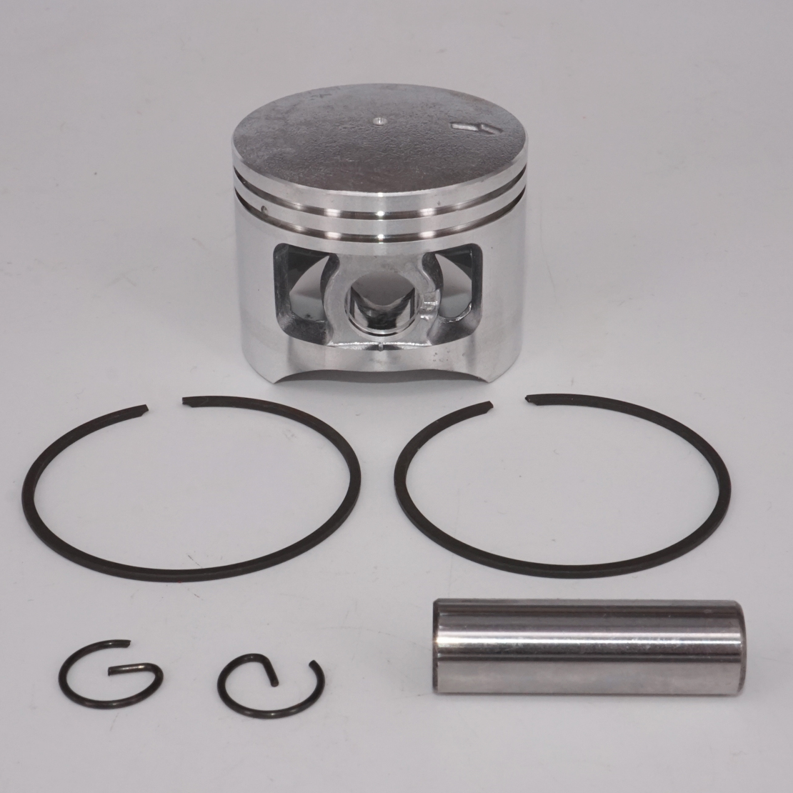 LETAOSK 45mm Piston & Pin & Circlip & Ring Kits Fit For Chinese 4500 5200 5800 45cc 52cc 58cc Chainsaw