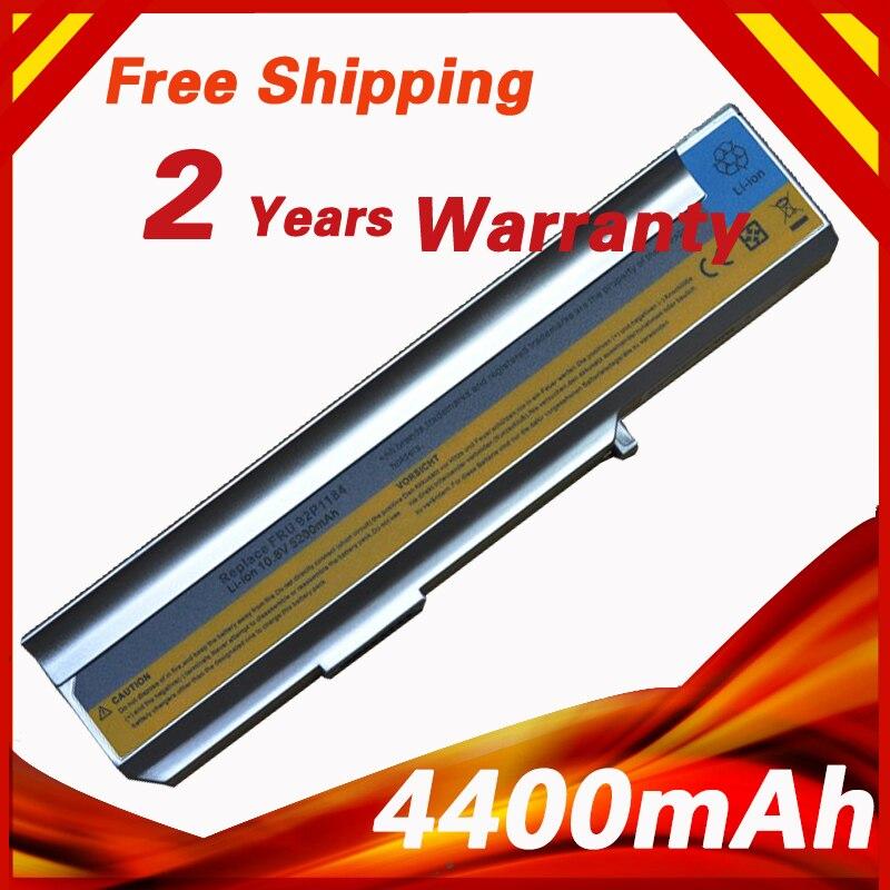 ̿̿̿(•̪ )4400 mah 11.1 V batterie d ordinateur portable Pour lenovo ... 5e7c7c18c76