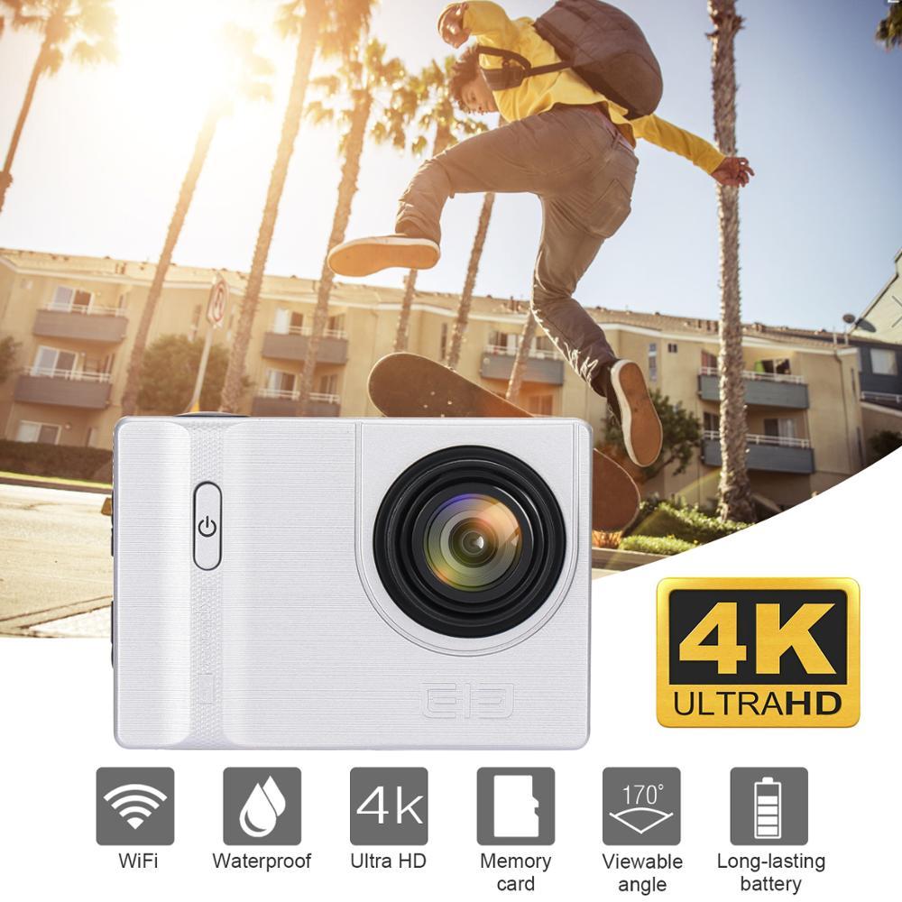 Для экшен-камеры EKEN H9R/H9 Ultra HD 4K WiFi дистанционное управление спортивная видеокамера DVR DV видео Спортивная камера