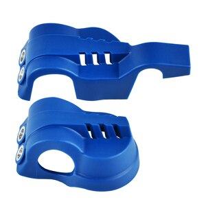 Image 5 - Защитная крышка для обуви NICECNC WP Fork, для Husqvarna FE, TE, TC, FX, TX 125 250 300 350 450 501 400 2016 2017 2018 2019 2020