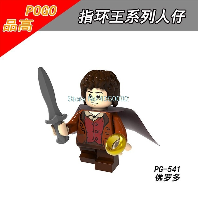 72ff6efd0463c US $0.9 |Single Sale PG541 Frodo Thranduil Legoing Movie Toy Hobbit The  Lord Of The Rings Series Figures Building Block Toys For Children-in Blocks  ...