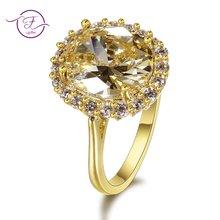 Женское кольцо из серебра 925 пробы с блестящим шпинелем 10
