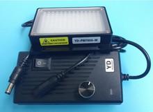 For machine vision 75 * 50mm backlight LED industrial surface light source brightness adjustable white Rectangular