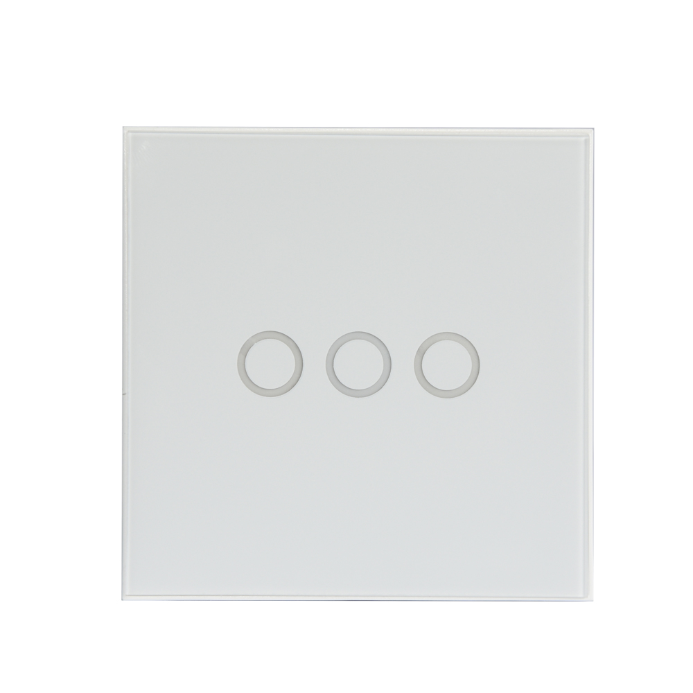 Neo Coolcam Smart Wifi Wall Light Switch 3 Gang Touch Remote Panel Eu Uk Standard Sesoo Control Switches 1 Waywireless