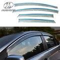Para Chevrolet Cruze visera de la ventana rain shield cubierta de Toldos y Refugios cuerpo Exterior productos de decoración accesorio parte 2009-2014