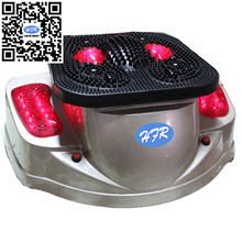 HFR-8805-3 HealthForever Brand Remote Control Legs Electric Luxury Infrared Vibrating Blood Circulation Machine Foot Massager