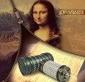 Leonardo da Vinci Críptex cerraduras de Metal juguetes Educativos regalo ideas de vacaciones regalo de Navidad casarse amante escape cámara apoyos