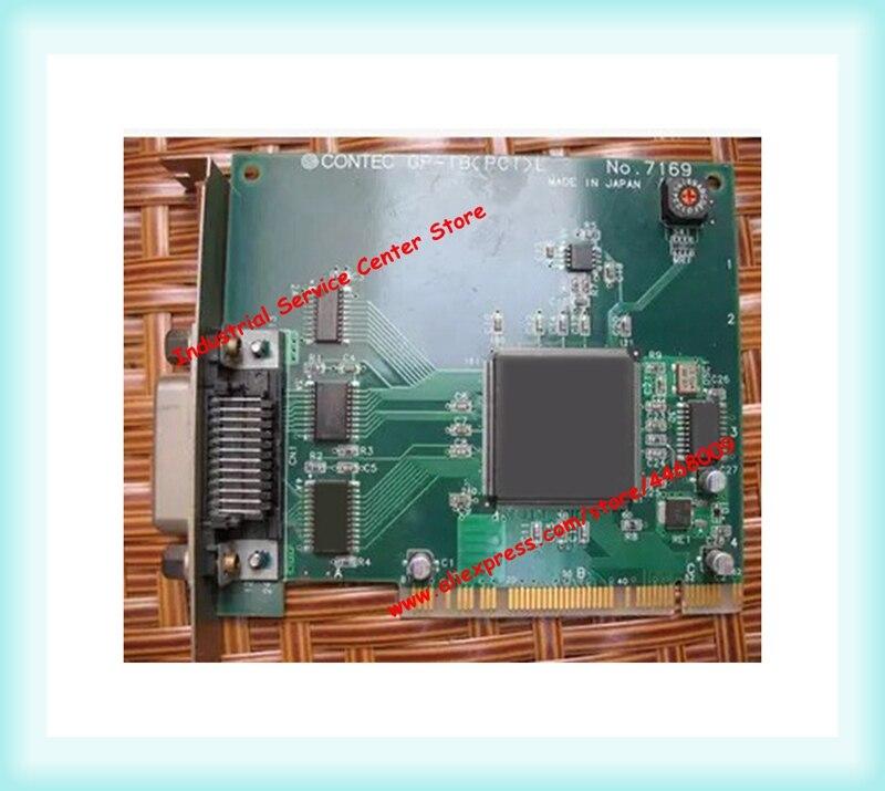 GP-IB (PCI) L NO 7169 GPIB carte mère industrielle