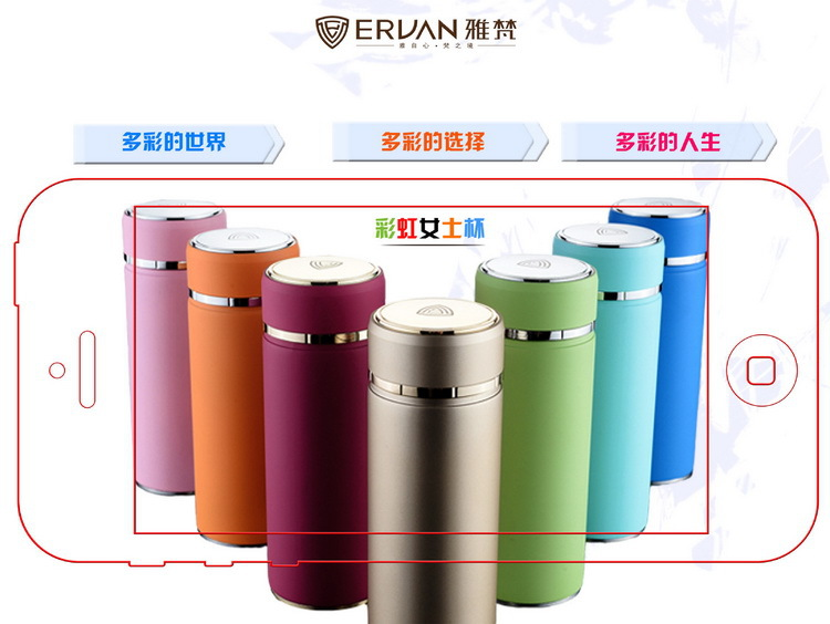 Good Quality 180ML MINI Thermos Cup Stainless Steel Bottle ...