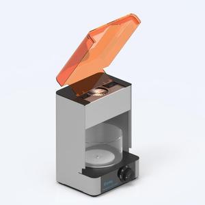 Image 3 - DLP/LCD/SLA الراتنج طابعة ثلاثية الأبعاد الأشعة فوق البنفسجية علاج الدورية وتوقيت آلة 400 40nm الطول الموجي الأشعة فوق البنفسجية LED مصباح علاج صندوق
