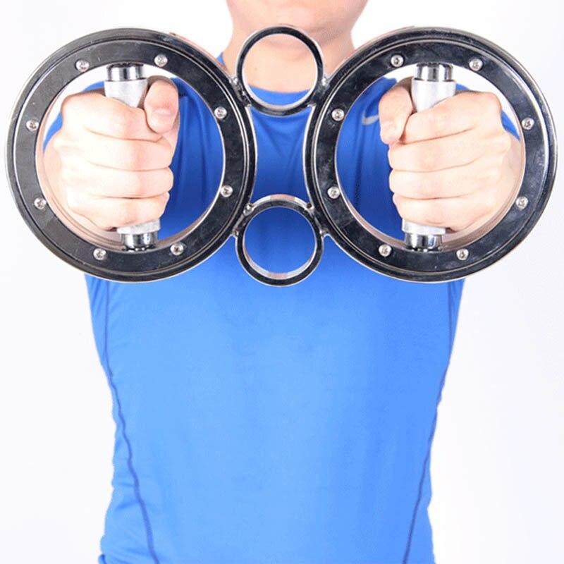 Электрический массажер для расслабления мышц, массажер для глубоких тканей, ручные упражнения, массажер для мышц, оборудование для фитнеса - 6
