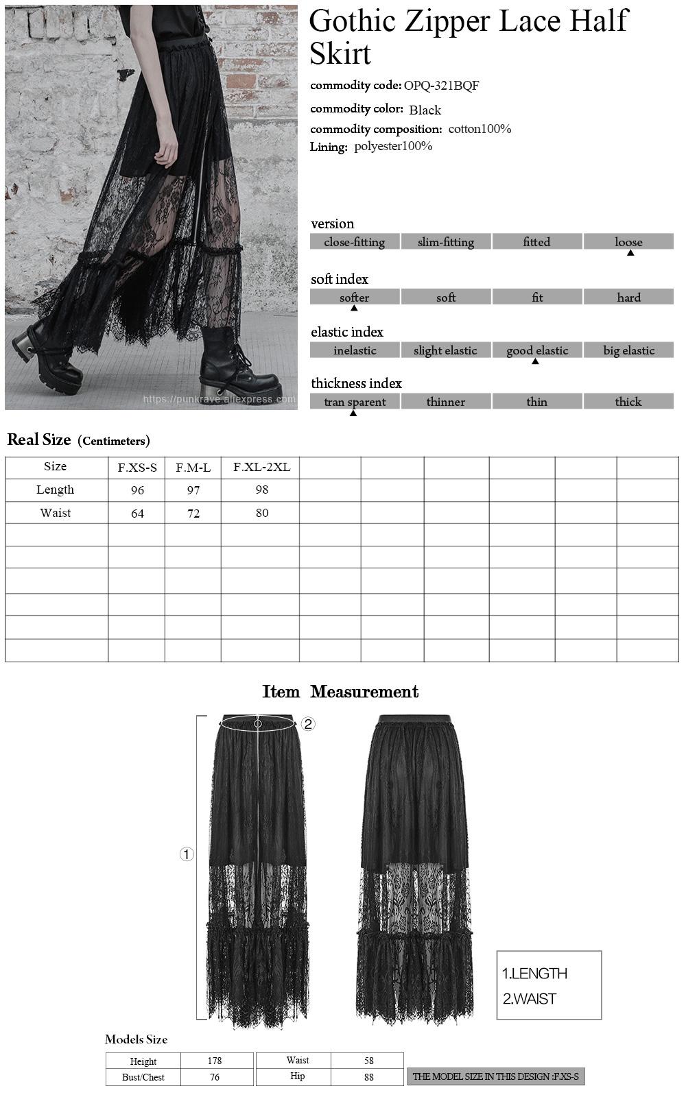 Váy Colon Đôi Đen 3