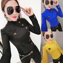 spring Blouse Shirt Women blouse Fashion