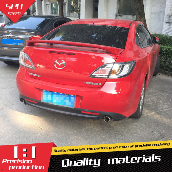 Popular Spoiler Mazda 6-Buy Cheap Spoiler Mazda 6 Lots From China Spoiler Mazda 6 Suppliers On