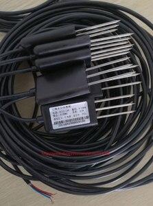 Image 3 - 4 20MA Huidige Output Waterdichte Bodemvocht Sensor 0 2V Voltage Bodem Temperatuur Vocht Sensor Voor Agrarische Irrigatio