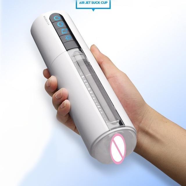 vagina masturbation machine
