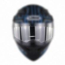 цена на Patch Visor Lens Motorcycle Full Open Face Helmet Generic Motorcross Goggles Racing Motor Capacete Lens Antifog Film casco moto