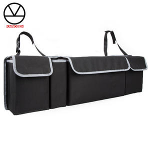 Storage-Bag Seat Car-Trunk-Organizer Automobile Adjustable Oxford CTOB02 Multi-Use High-Capacity