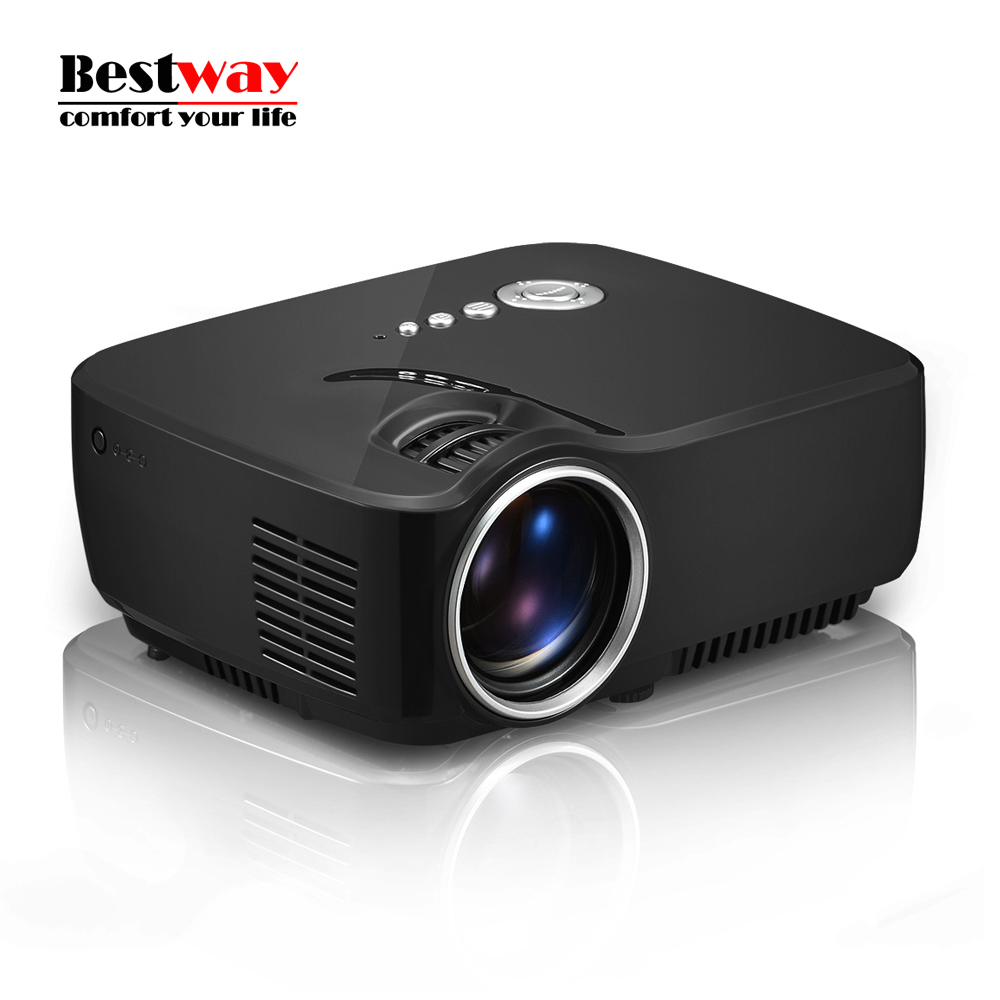 Popular mini projector china buy cheap mini projector for Miniature projector