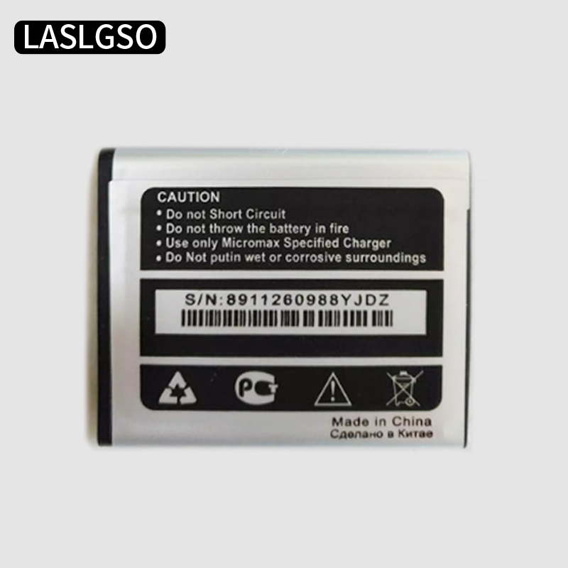 10pcs lot Good Quality Battery For Micromax A79 A 79 Mobile Cell Phone Battery Batteria Charger