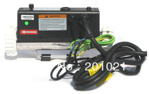 Image 2 - LX 3kw I shaped Spa bathtub Heater   H30 R1 with seperate pressure switch by second wire Chinese spa heater