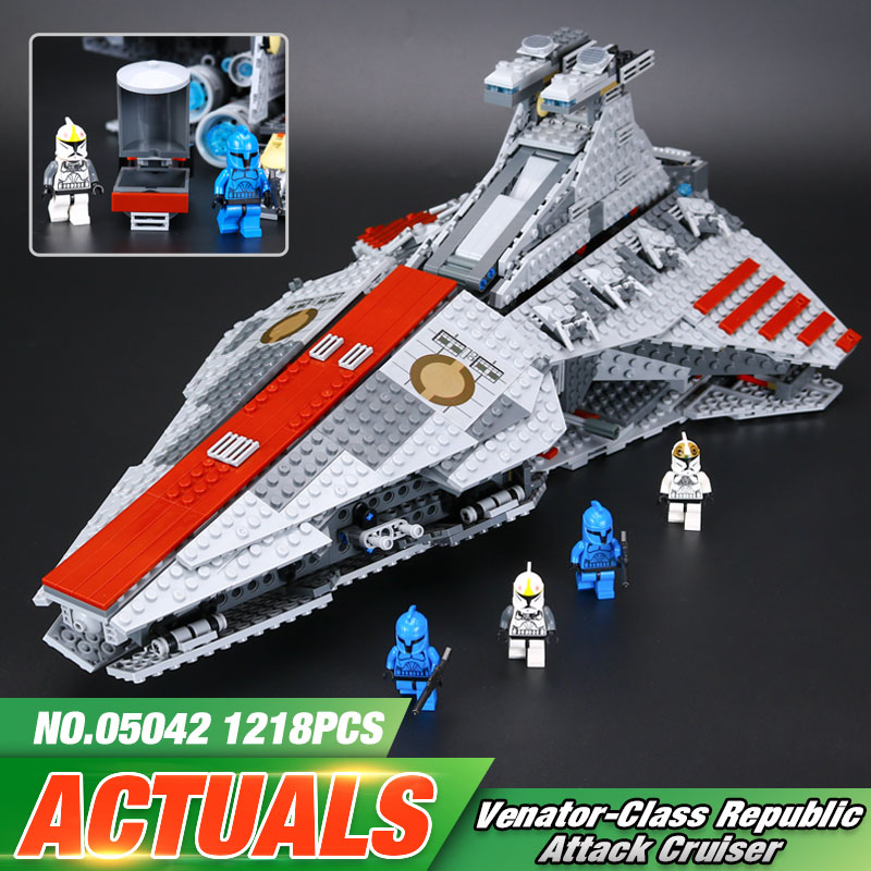 ФОТО Lepin 05042 New Star War Series The Republic Fighting Cruiser Set Building Blocks Bricks Educational Toys 8039 ACTUALS