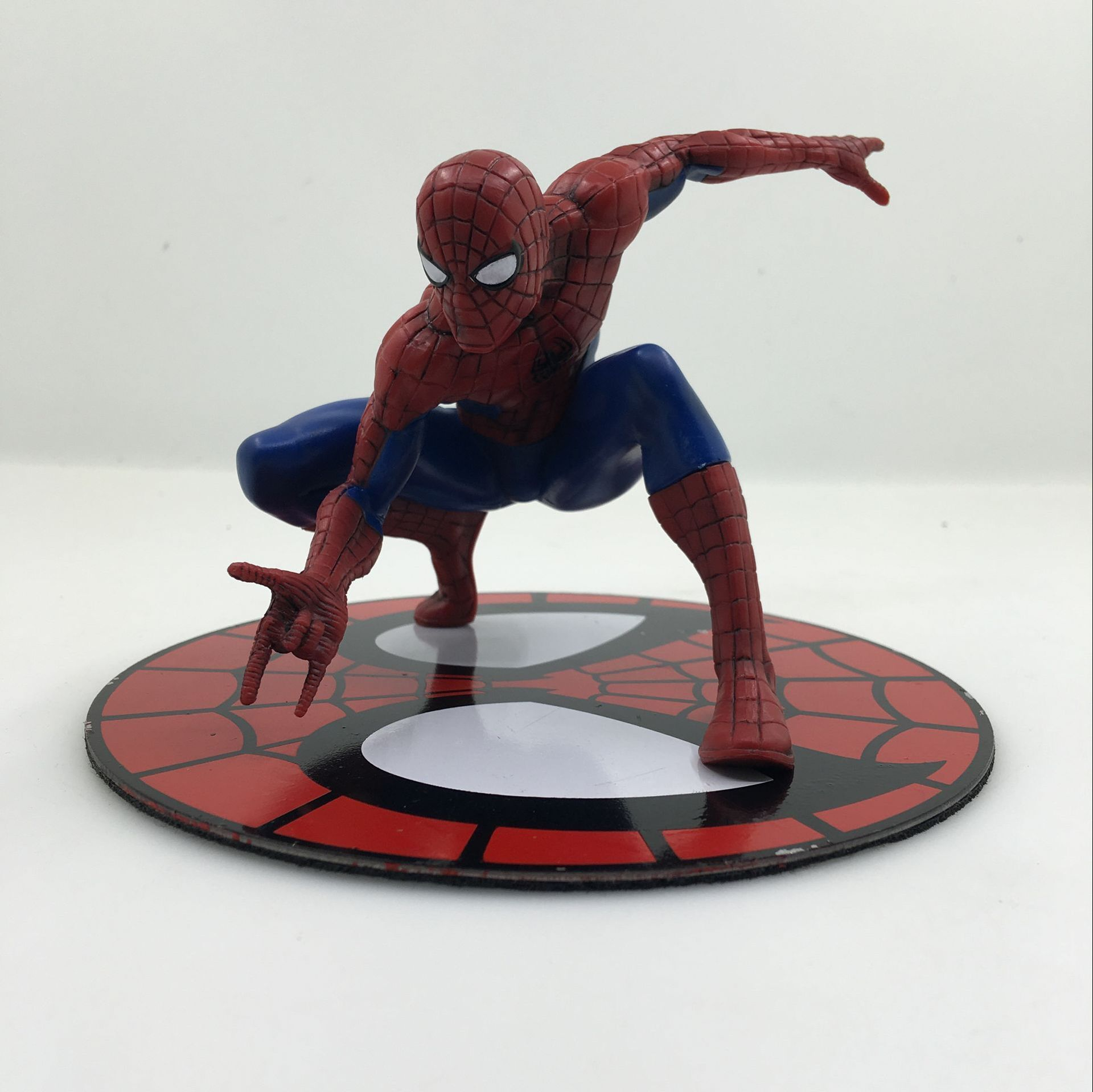 ARTFX + STATUE Spiderman The Amazing Spider-Man Action Figure Toy 12cm figma x man series spiderman figure no 001 revoltech deadpool with bracket no 002 revoltech spider man action figures
