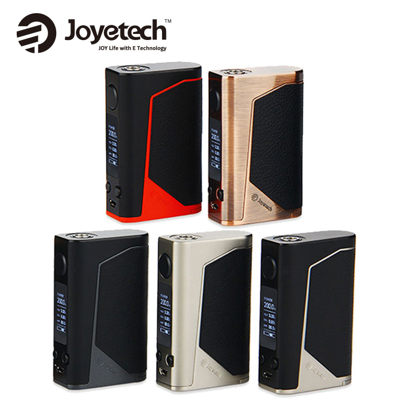 100% Original Joyetech EVic Primo Box Mod Max 200W/50A From Joyetech EVic Primo Kit Evic Primo 200W Primo Fit UNIMAX 25 Atomizer